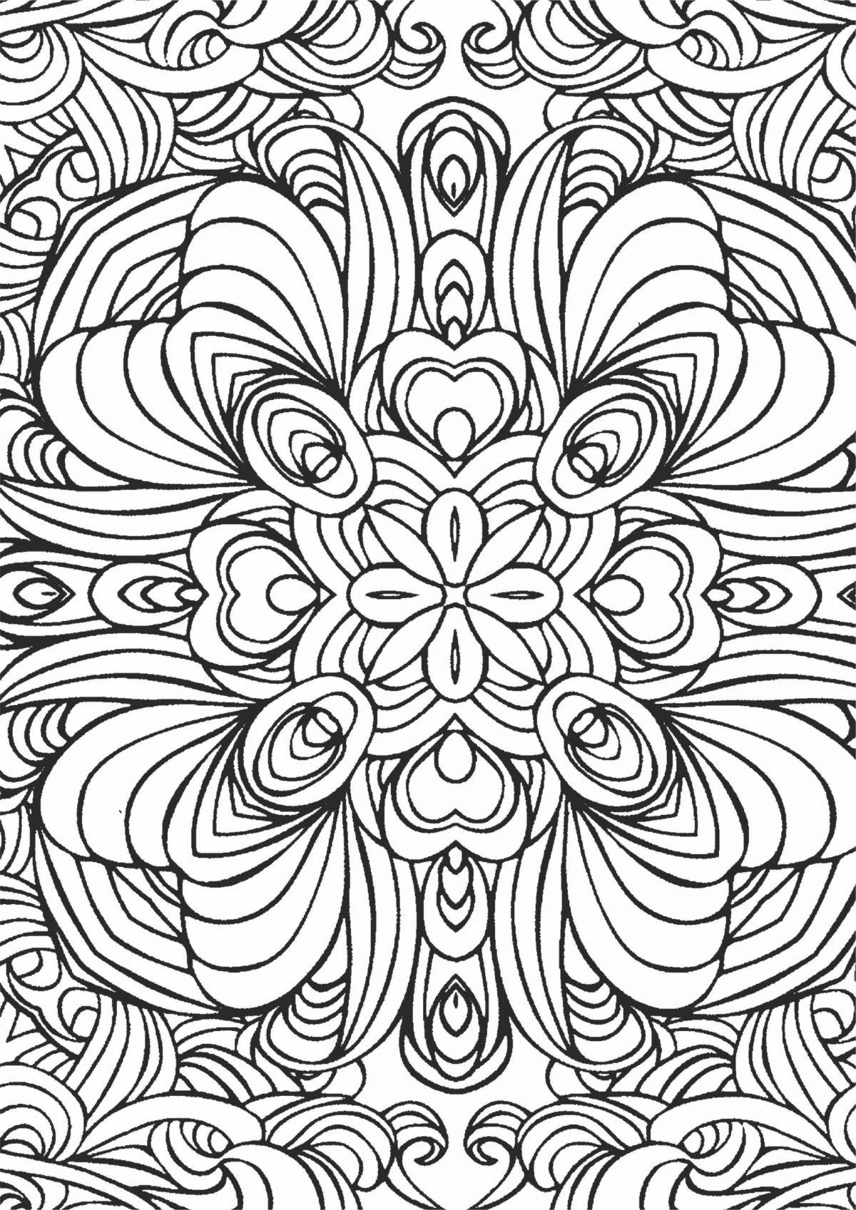 Раскраска гипноцветы