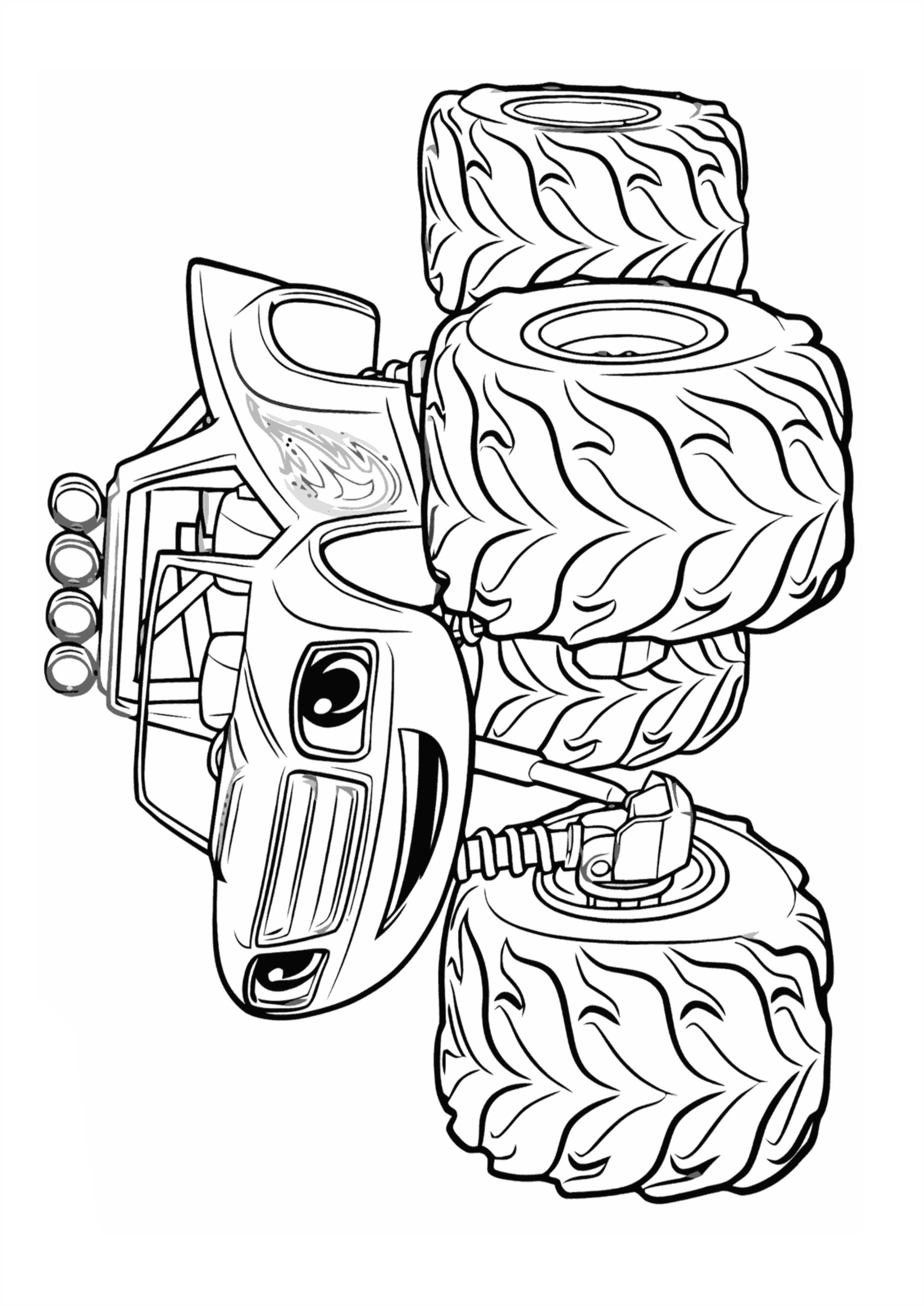 Раскраска Вспыш - Раскраски А4 формата для распечатки